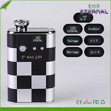 Online shopping site e cigarette kit 20w vv vw T-max S80 e pipe 18650
