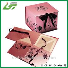 High quality magnetic closure jewelry box set