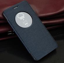 2014 Newest case Premium Leather Flip Case Cover for Asus Zenfone 5