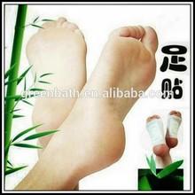 Popular professional tree vinegar detox foot patch