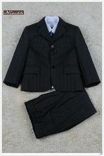 2014 hot sale! grey suits boys formal suit boy tuxedo