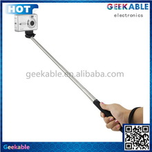 Durable Special Monopod And Phone Clip For Cellphone