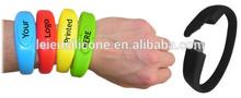custom logo 4gb color silicone bracelet usb flash drive,bulk cheap promotion gift usb memory stick, OEM wristband usb flash disk