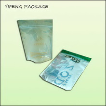 New classical cheap ziplock bag with beauty design