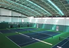 Litchi Pattern PVC Sports Flooring Indoor Badminton Professional Usage/Good-usage PVC Sport Tile