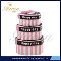 moda tüm vesilesiyle kağıt iç içe kutuları doğum günü pastası çin gıda güvenli