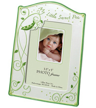 Sweet Pea Baby Frame