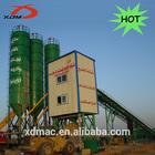 HZS90 mini biogas concrete plant for sale