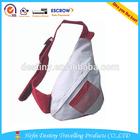 Hot selling wonderful triangle city thick strap shoulder bag men manufacturer