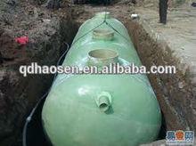 Durable hot selling frp clarification tank