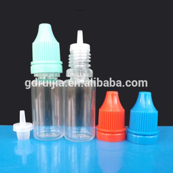 Na venda!!! Plástico reciclado de garrafas de plástico grosso frasco