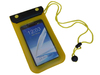 hot sale waterproof pvc clear bags for iphone 5 with IPX8 certificate for diving