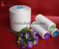 amostra grátis de têxteis e vestuário de fios de poliéster fiado tfo