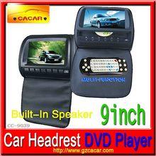 """9"""" arka koltuklar görünür ekran tüm araba kafalık dvd oynatıcı +monitor oyun fonksiyonu"""