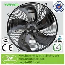 YWF600 extractor fans for bathroom