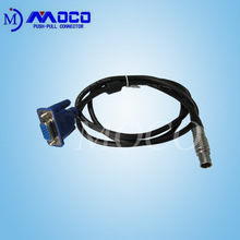 High speed wiring diagram vga cable specification with male to male