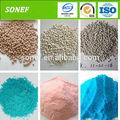 Adubo composto DAP e fertilizante NPK