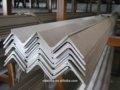 Carbono perfil de aço para construção/laminados a quente de aço ângulo igual bar