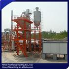 60 tons to 80 tons per hour of lbj1000 asphalt mixing plant