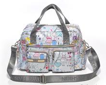 High quality fashion women handbag shoulder bag sport nylon bag