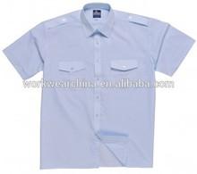Pilot Shirt, Short Sleeves Uniforms
