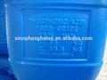 Grau alimentício matérias-primas de ácido fosfórico p2o5 52-54%