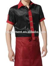 2014 new design bellboy uniform for hotel