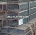 laminado en caliente tubos de acero rectangulares q195 q235