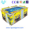 6 players slot arcade fishing game with ticket redemption