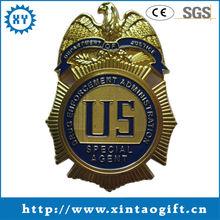US eagle badges/ uniform badges/eagle cap emblems