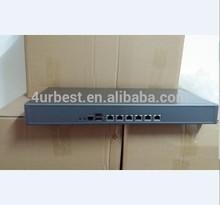 1U X86 Network Firewall with Atom D525 1.8G NM10 Chipset