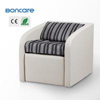 Modern style heated nova leather massage sofa