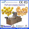 Rice ball machine cheese corn puff snacks plant