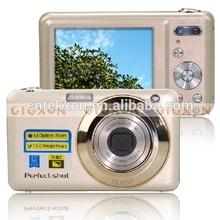 "15 Mega Pixels 2.7"" LCD Panel 20x Zoom Compact DC Point & Shoot Digital Still Camera Camcorder"