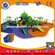 Biggest Outdoor Playground Equipment For Children