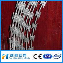 KDL low price concertina razor barbed wire