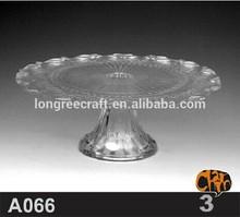 Famous Romantic Blown Crystal Glass Art
