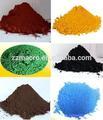 proveedor de china de alta pureza de óxido de hierro de ferrita para