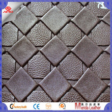 Hot selling pvc automotive /sofa furniture leather South Africa