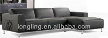 LK-1553 popular modern retro furniture comfortable sofa