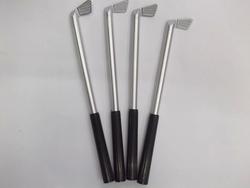 hot sale ball point pen with golf stick shape ballpoint pen manufacturer
