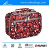 2014 insulated plaid promotion lunch cooler bag BB1170