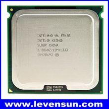 Intel Xeon CPU processor E5405 (12M Cache, 2.00 GHz, 1333 MHz FSB) LGA771 cpu for server