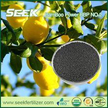 Bio organic fertilizer replacing vermicompost
