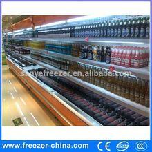 multideck refrigerator for champagne,commercial refrigerator