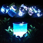 Lucy chinese wholesale seksun world cup 2014 led solar light/inflatable solar lantern