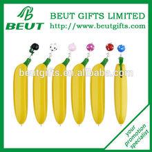 CheapCreative Stationery Banana Shape Ballpen School Supplies Banana Ballpoint Pen Office Supplies Promotion Kids Gift Fruit Pen