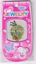 Mobile phone animation sample decoration acrylic stickers