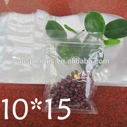 Custom mini ziplock bag