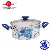 Chinese-style marmite pot,marmite,enamel pot